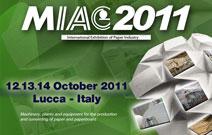 Gli operatori del settore cartario si sono incontrato al Miac di Lucca