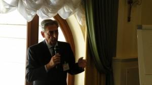 L'intervento di Federico Cherubini, presidente dell'Unione GCT