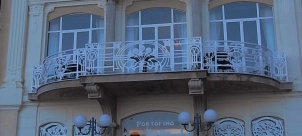 Il Kulm Portofino ha ospitato i congressisti la sera dell'arrivo a Rapallo