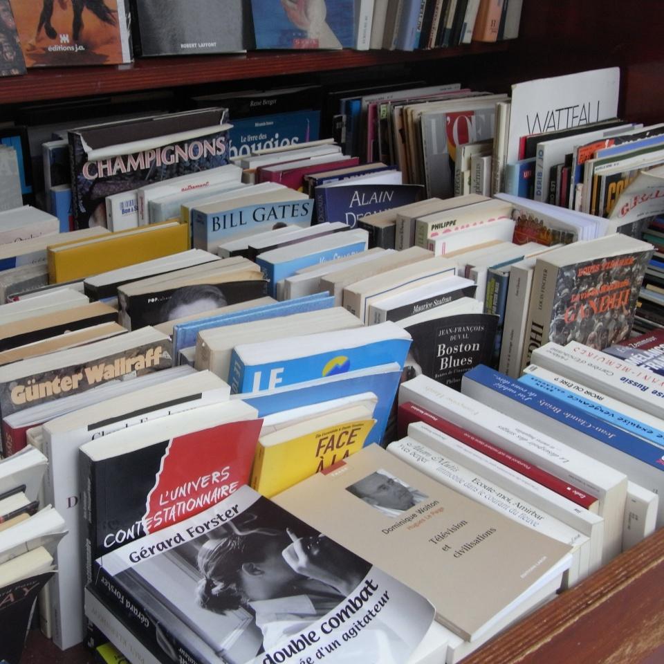 I libri saranno destinati solo alle bancarelle