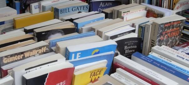 che fine faranno i libri di carta?