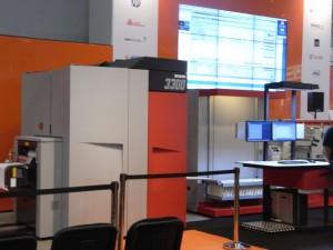 La Xeikon 3300 macchina da stampa digitale a toner di banda larga per etichette