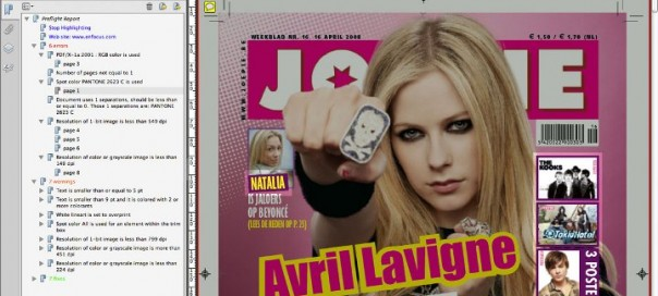 enfocus instant PDF 10 per creare file pronti per la stampa