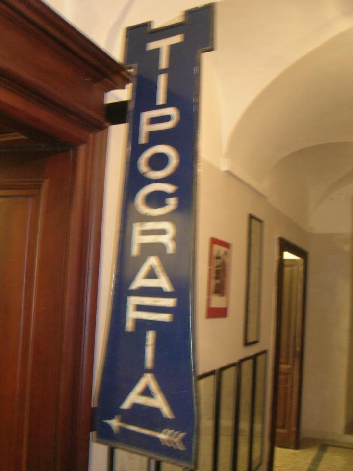 Museo Mondovì Tipografia