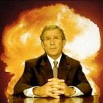 L'immagine di Gerorge W. Bush