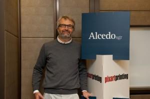 Matteo Rigamonti, founder of Pixartprinting