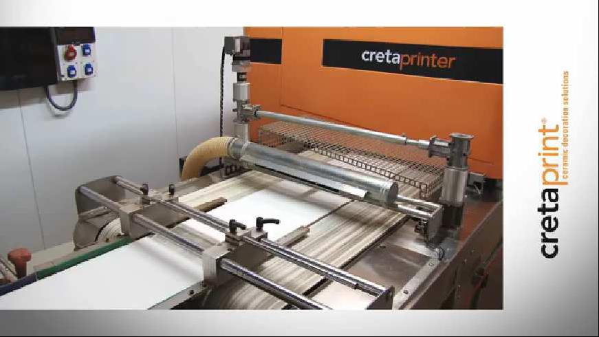 Si prevede un boom della stampa inkjet di piastrelle metaprintart