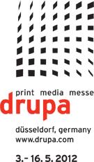 logo drupa 2012