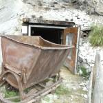 Miniera Bagnada decauville
