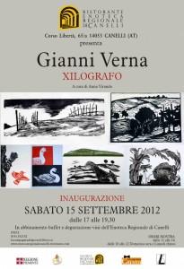 Gianni Verna a Canelli