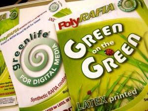 PolyRAFIA di Guandong a sostegno del Green