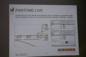 Illustrazione del Pantone Live