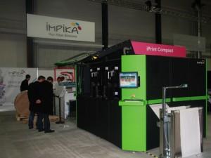 La piattaforma iPrint Compac di Impika