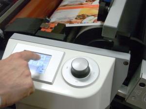 iControl un sistema ingegnoso per tenere sotto controllo tutte le impostazioni della macchina