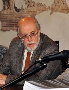 Il prof. Franco Mariani, ideatore e fondatore del CISSCA