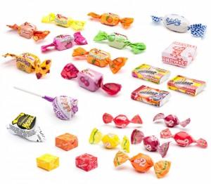 La carta cerata è tradizionalmente usata per i dolciumi