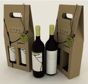 Confezioni per vino: F. Fiammenghi