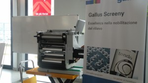 Il modulo serigrafico Screeny di Gallus