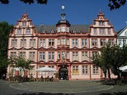 La facciata del Museo Gutenberg