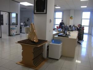 Gli uffici BB dove 35 tra ingegneri e progettisti grafici e informatici sono a dispposizione del cliente per analizzare le soluzioni migliori