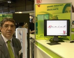Luciano Bortolini, BB Informatica, presenta la soluzione Sprint