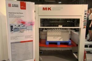 La autoplatina MK proposta da Nuova KBN