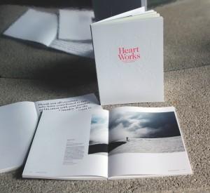 Il volume sulla montagna stamapto su carta Arctic Paper