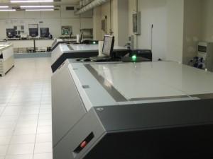 sistemi installati presso Digital Flex