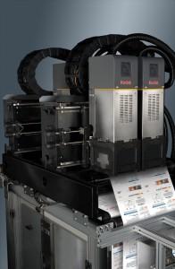 Kodak Prosper serie S: focus sulle teste di stampa inkjet per una personalizzazione avanzata