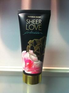SmythDow Industries for Victoria's Secret Sheer Love