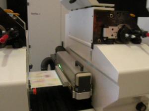 La Codimag VIVA 340 per il trattamento UV adotta lampade IST