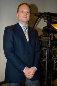 Alberto Mazzoleni, dal 2011 alla guid di Macchingraf