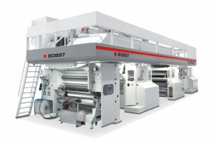 Accoppiatrice multitecnologica duplex Bobst CL 850D