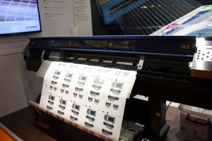 Effetti metallici con la stampa digitale