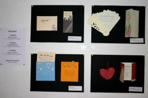 I lavori premiati ed esposti alla mostra