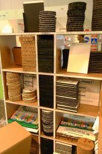 I prodotti in cartone a nido d'ape nobilitato hanno suscitato molto interesse