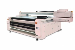 La stampante inkjet UV LED Swiss 2030