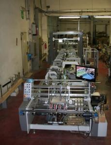 La Marterfold Bobst installata presso la Cartotecnica Naldi