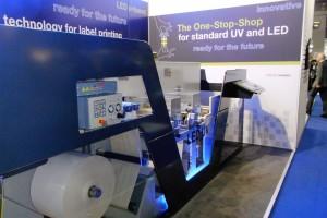 IST Metz, come noto tra i fornitori più affidabile di sistemi UV, presentava un proprio progetto UV LED