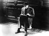 La famosa foto di Indro Montanelli con la sua Lettera 22