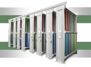 Il sistema di magazzino sleeve proposto da Due Emme
