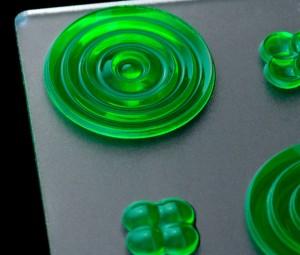 Lenti di Fresnel stampate in 3D