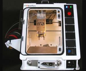 Mebotics produce stampanti di medio livello