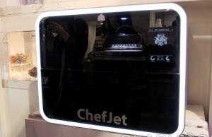 La stampante ChefJet