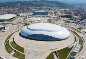 Olimpics Ice Palace, Sochi