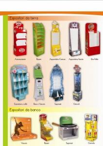 Una panoramica dei prodotti proposti da Grafiche Esposti