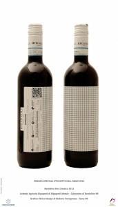 Etichetta dell'anno 2014 al Vinitaly