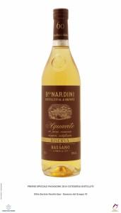 Etichetta d'Oro per distillati