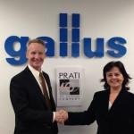 Gallus and Claudia Prati