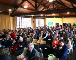 La presenza di 170 operatori conferma l'importanza dei temi trattati